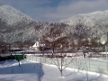 Iarna pe ulita la Harja