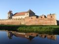 Imagini din Cetatea Fagarasului Romania