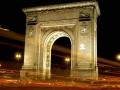 Arcul de Triumf noaptea