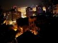 Priveliste noaptea spre Caransebes