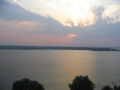 Apus pe lacul Siutghiol