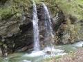 Poze Cascada pe Cheile Jietului | Imagini Obiective Turistice Romania