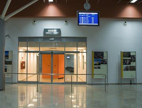 Aeroport  Sibiu | Sosiri Aeroport Sibiu
