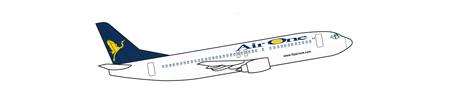 Flota Alitalia Airlines