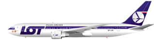 Flota  Lot Polish Airlines