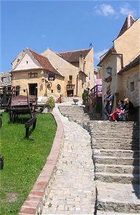 Cetatea Rasnov | Curtea Interioara