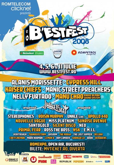 Festivalului B'ESTFEST |