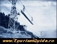 Funicularul shil - Istorie  Linia funiculara Busteni - Bratei 16 km lungime